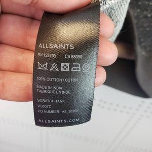 All Saints Tops - All Saints | Scratch Tank